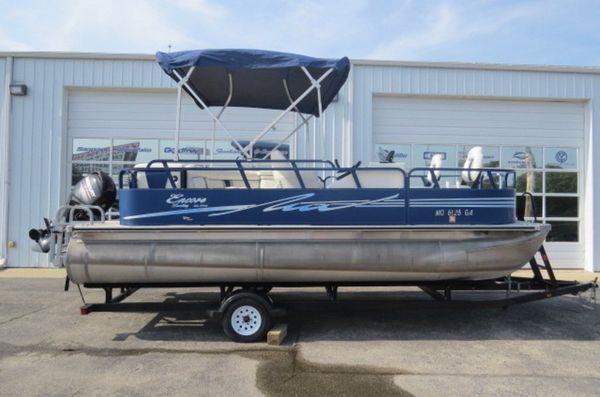 Used Encore 200 FSH Pontoon Boat For Sale