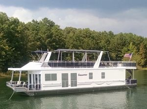 Used Thoroughbred House Boat For Sale