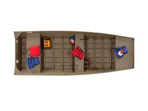 New Lowe L1648 Jon Freshwater Fishing Boat For Sale