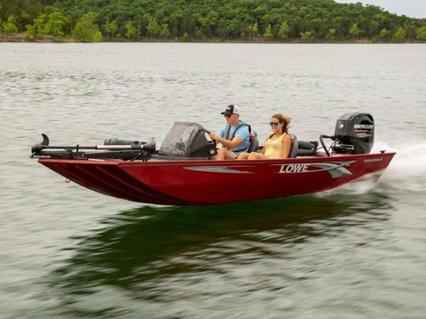 New Lowe SKORPION 17 Freshwater Fishing Boat For Sale