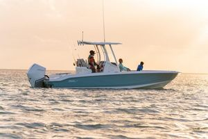 New Boston Whaler 250 Dauntless Sports Fishing Boat For Sale