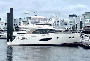 Used Carver C40 Command Bridge Cruiser Boat For Sale