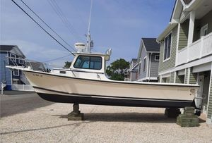 Used Steiger Craft 25 Chesapeake Pilothouse Boat For Sale