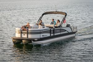 New Barletta CORSA 25UE Pontoon Boat For Sale
