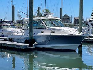 Used Boston Whaler 345 Conquest Cuddy Cabin Boat For Sale