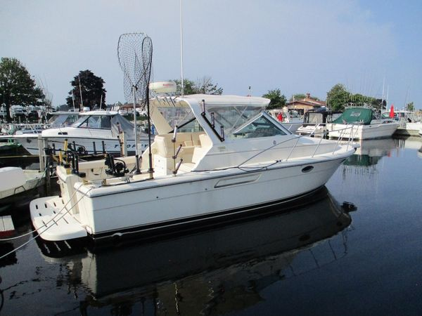 Used Tiara Yachts 2900 Open Freshwater Fishing Boat For Sale