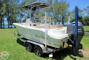 Used Nauticstar Offshore 20XS Center Console Fishing Boat For Sale