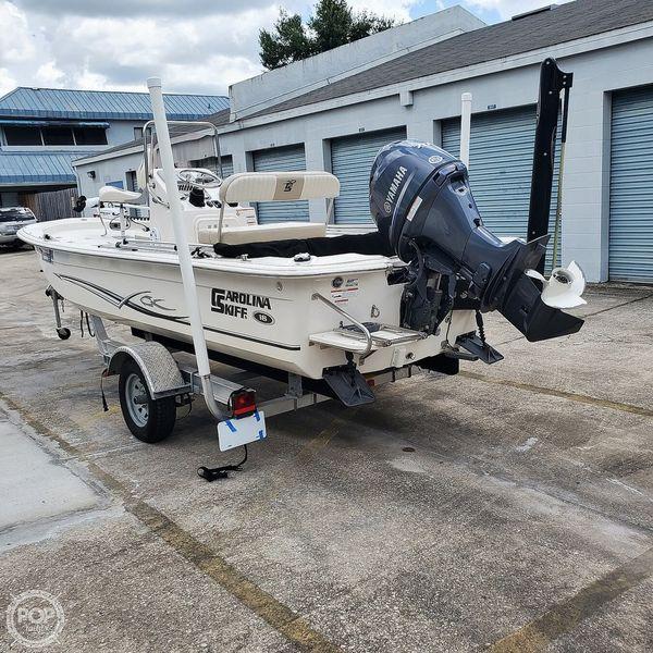 Used Carolina Skiff JVX 18 Center Console Fishing Boat For Sale