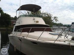Used Silverton Sport Sedan Sports Fishing Boat For Sale