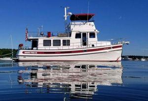 Used Nordic Tugs 42 Tug Boat For Sale
