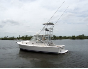 Used Mainship Pilot Rum Runner Sports Fishing Boat For Sale