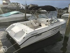 Used Seaswirl 1851 DC Runabout Boat For Sale