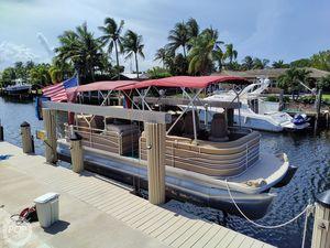 Used Godfrey Pontoon 25 Sanpan Pontoon Boat For Sale