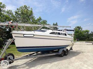 Used Hunter H26 Sloop Sailboat For Sale
