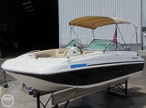 Used Hurricane Sundeck SD 187 OB Deck Boat For Sale