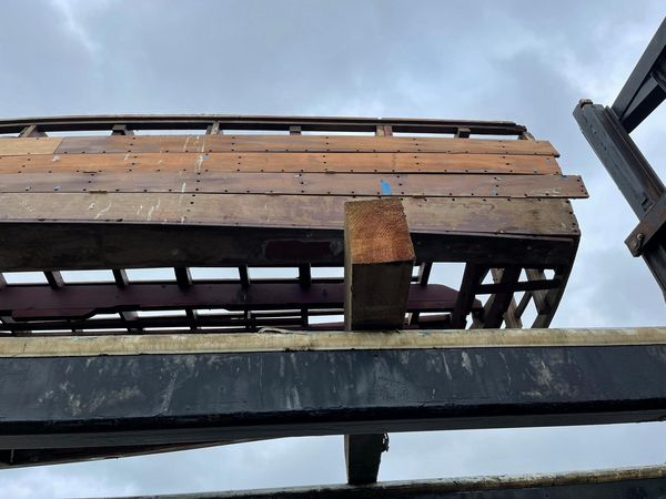Used Century Corsair Antique and Classic Boat For Sale