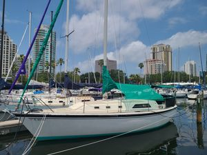 Used Oday 34 Racer and Cruiser Sailboat For Sale