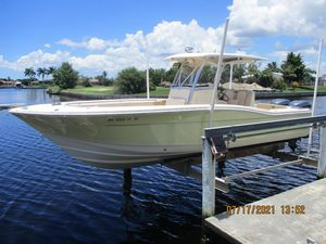 Used Scout 282 Sportfish Center Console Fishing Boat For Sale
