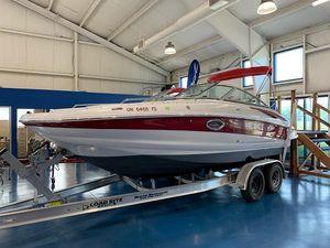 Used Crownline 220 EX Deck Boat For Sale