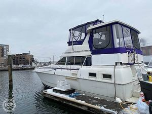 Used Silverton 34 Aft Cabin Boat For Sale