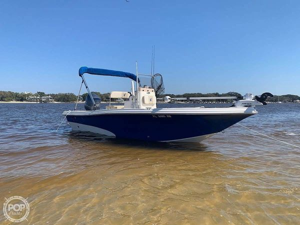 Used Carolina Skiff 19' Sea Chaser Skiff Fishing Boat For Sale
