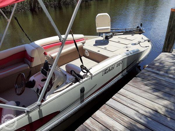 Used Lowe Tahiti 224 Bowrider Boat For Sale