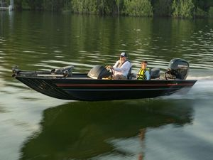 New Lowe LEGACY Bass Boat For Sale