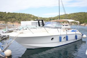 Used Sessa Marine Key Largo 28 Saltwater Fishing Boat For Sale