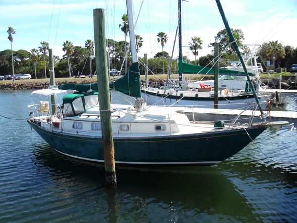 Used Bristol 32 Sloop Sailboat For Sale