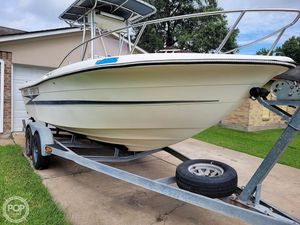 Used Hydra-Sports 20 Sports Cruiser Center Console Fishing Boat For Sale