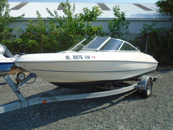 Used Bayliner 1600 Capri Bowrider Boat For Sale