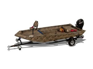 New Lowe 1760 Roughneck Freshwater Fishing Boat For Sale