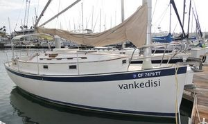 Used Nonsuch 26 Classic Daysailer Sailboat For Sale