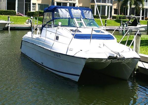 Used Glacier Bay 2685 Coastal Runner Cruiser Boat For Sale