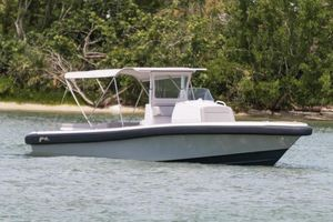 Used Yellowfin Inboard 9M Rhib Tender Boat For Sale