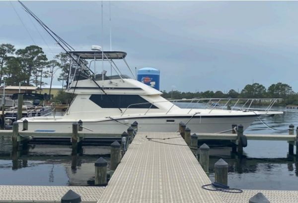 Used Hatteras Sports Cruiser Boat For Sale