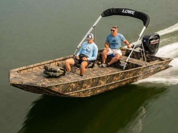New Lowe Roughneck 1760 Pathfinder Freshwater Fishing Boat For Sale