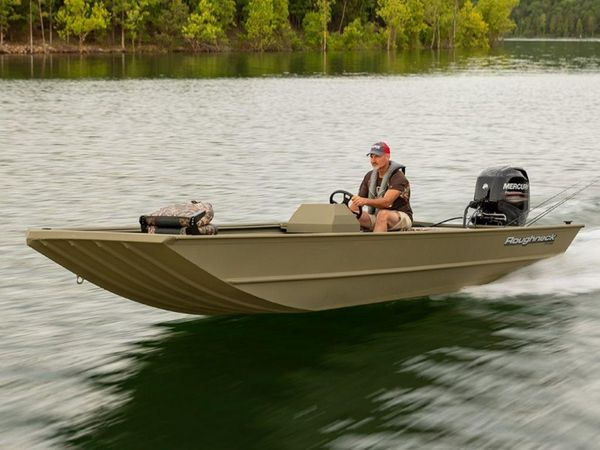 New Lowe Roughneck 1860 Rambler Bass Boat For Sale