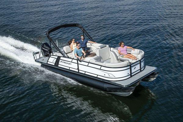 New Starcraft EXS 3Q Pontoon Boat For Sale