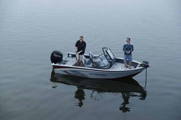 New Starcraft Stealth 166 DC Pontoon Boat For Sale