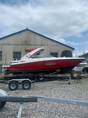Used Monterey 328SS Express Cruiser Boat For Sale