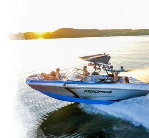 New Moomba Max Moomba Ski and Wakeboard Boat For Sale