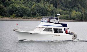 Used Uniflite Coastal Cruiser Motor Yacht For Sale