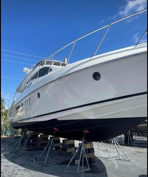 Used Azimut 55E Flybridge Boat For Sale