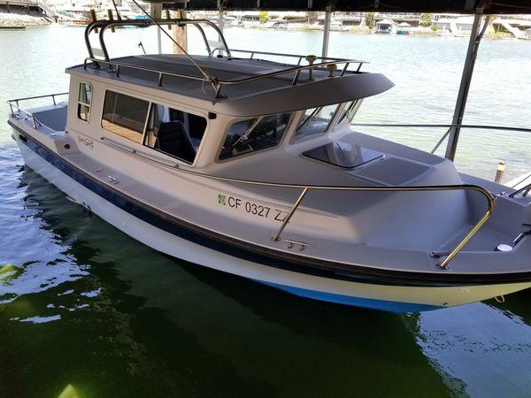 Used Sea Sport Explorer 2400 Sports Cruiser Boat For Sale