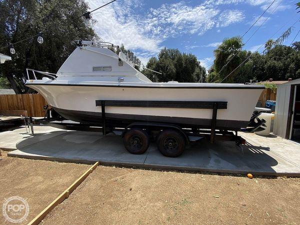 Used Skipjack 24 Flybridge Walkaround Fishing Boat For Sale