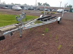 New Load Rite Aluminum Single Axle Skiff LR-AS212800102TSV Other Boat For Sale