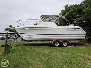 Used Glacier Bay 2670 Isle Runner Power Catamaran Boat For Sale