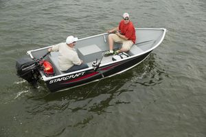 New Starcraft 13 Alaskan DLX Ski and Fish Boat For Sale