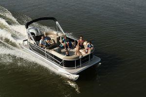 New Sunchaser GENEVA 20LR DH Pontoon Boat For Sale
